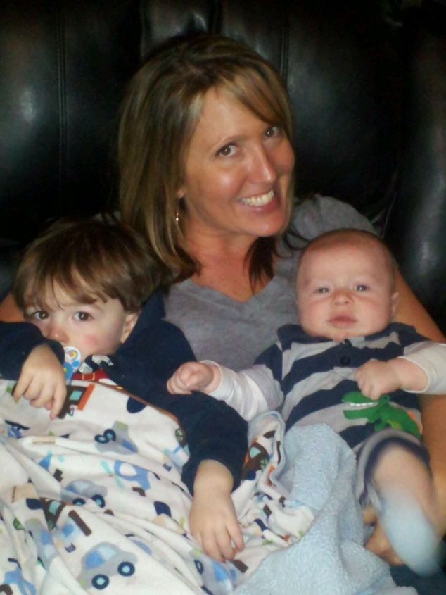 Me and my nephews