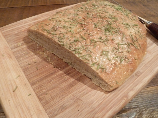 Rosemary Oilve Oil bread