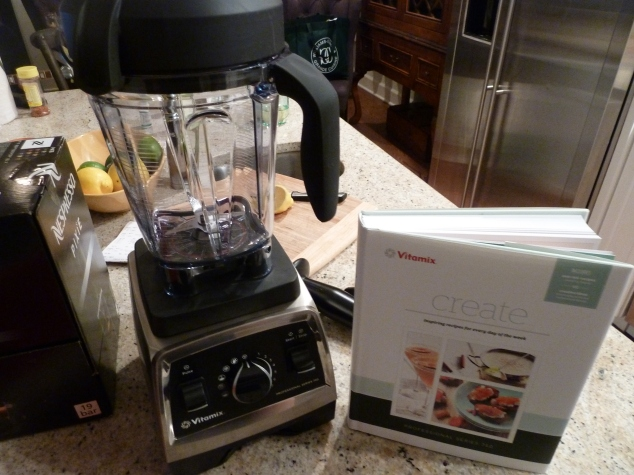 My new Vitamix
