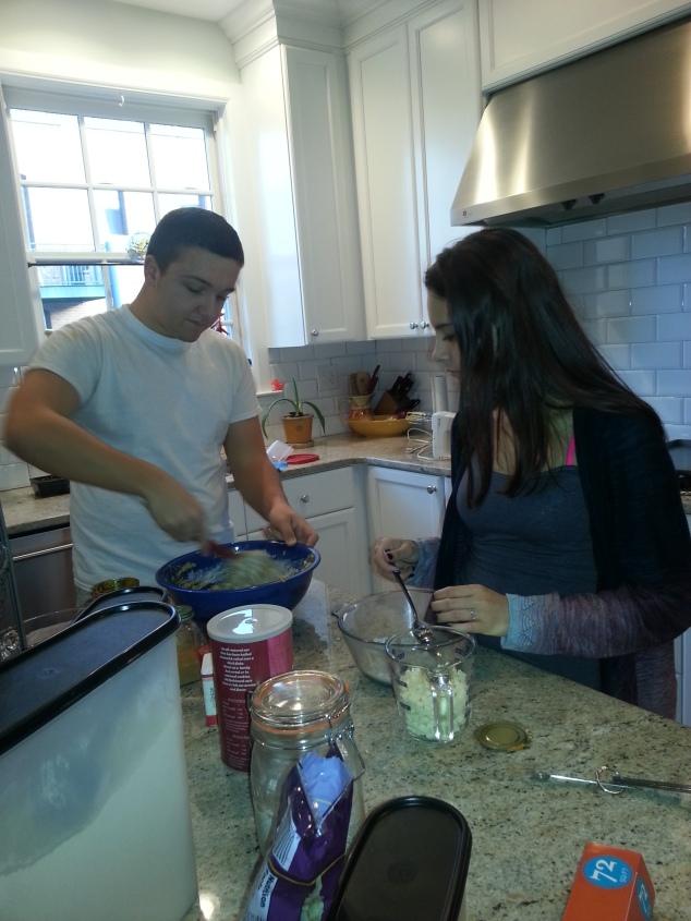 Devin and Rachel