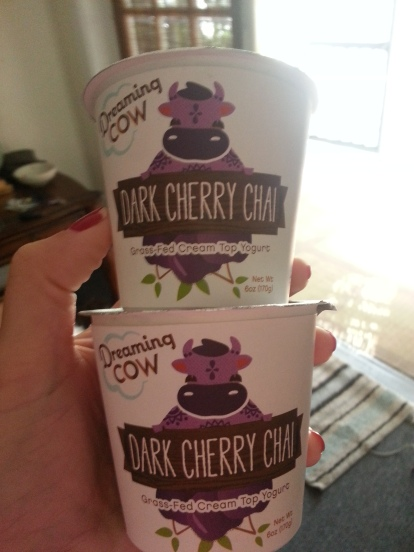 dark cherry chai
