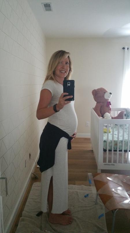 Elissa 30 weeks